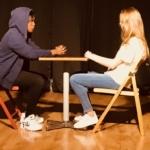 Evaluations Formation Pro theatre improvisation cinema danse chant atelier Juliette Moltes