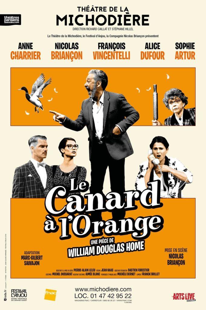 le canard à l'orange atelier juliette moltes