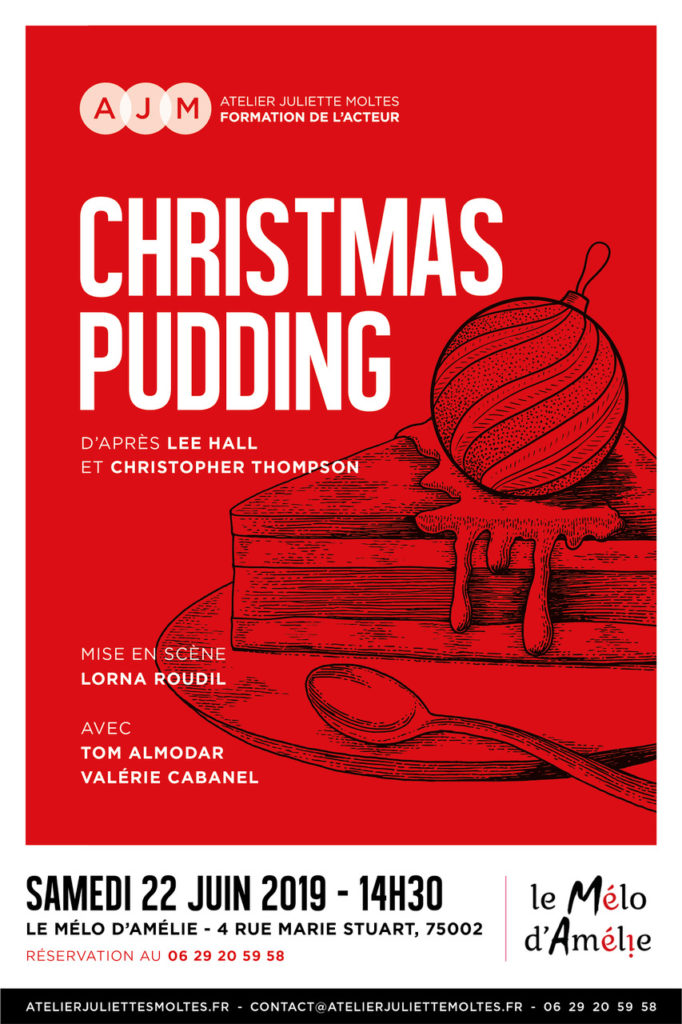 christmas pudding atelier juliette moltes