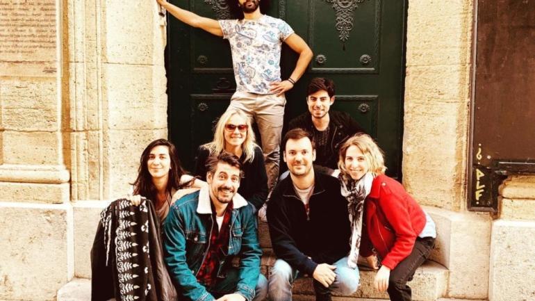 Création festival Avignon