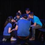Battle improvisation atelier juliette moltes formation de l'acteur