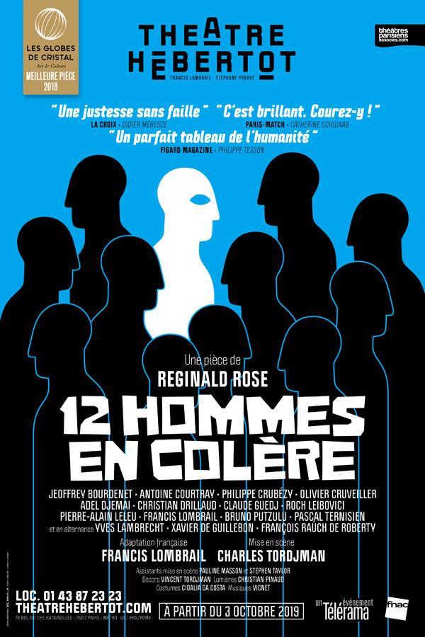 12 hommes en colere theatre hebertot atelier juliette moltes