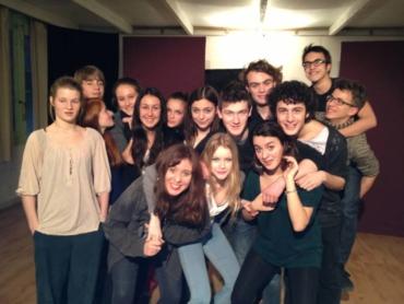 stages ados theatre & cinema