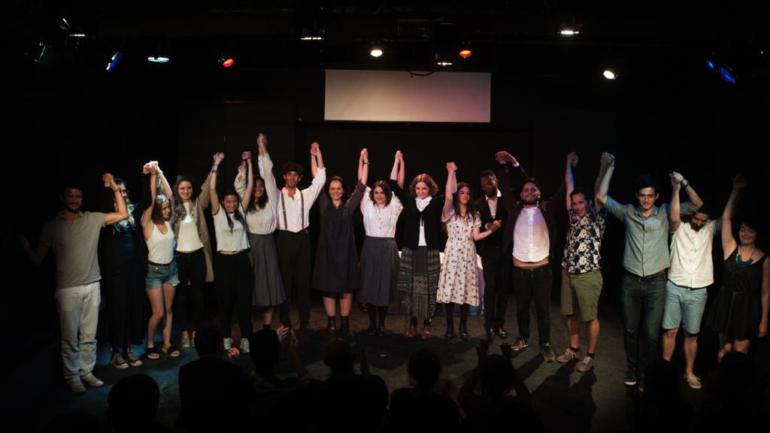 Dans les meilleurs cours de théâtre à Paris