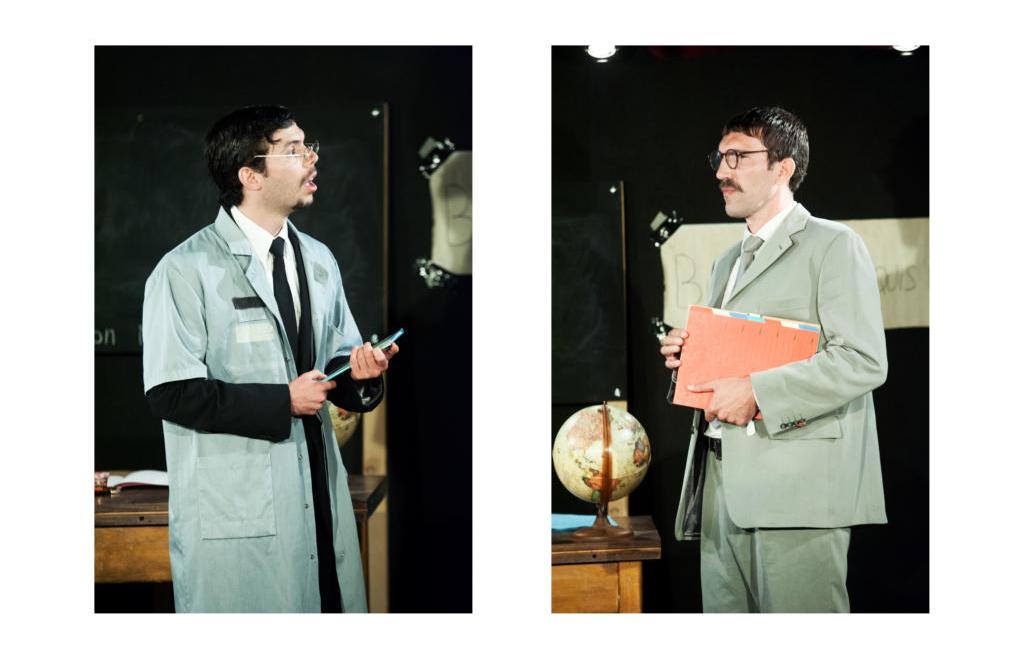 Cours de théâtre pour Amateurs