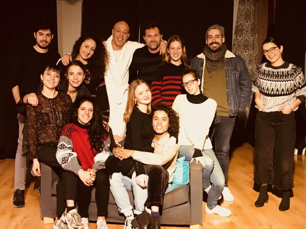 Classe training formation de l'acteur janvier à juin