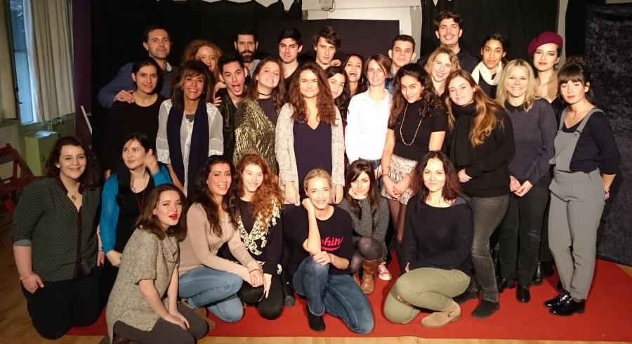 cours theatre paris acteur atelier juliette moltes