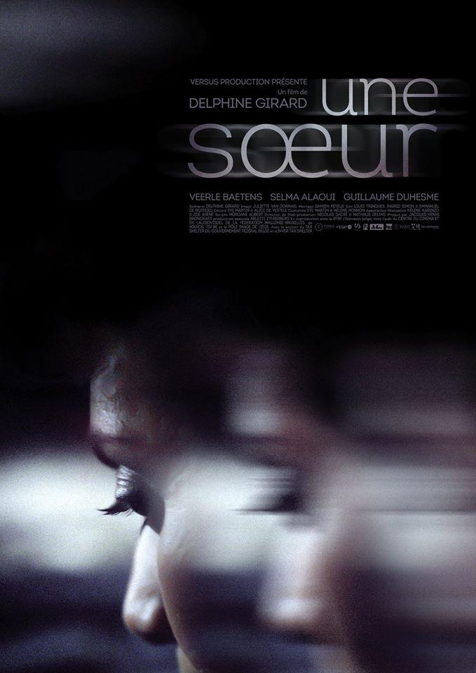 """Guillaume Duhesme joue dans""""Une Soeur"""" / """"A Sister"""" de Delphine Girardqui ait partie des 10 films shortlistés pour les Oscars. avec Veerle Baetens et Selma Alaoui. Versus production"""