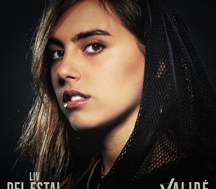 Liv Del Estal sur Canal + « Validé »
