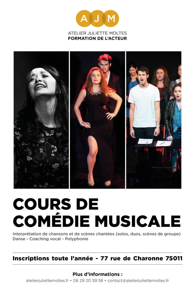 COMEDIE MUSICALE PROMO 2020/2021