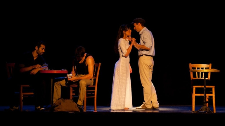 Vous avez déjà pris des cours de théâtre ?