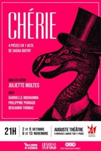 Chérie sacha guitry auguste theatre