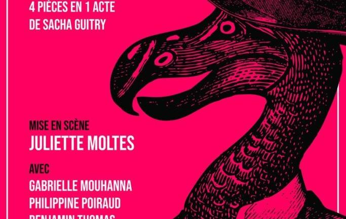 Chérie, 4 pièces de Sacha Guitry