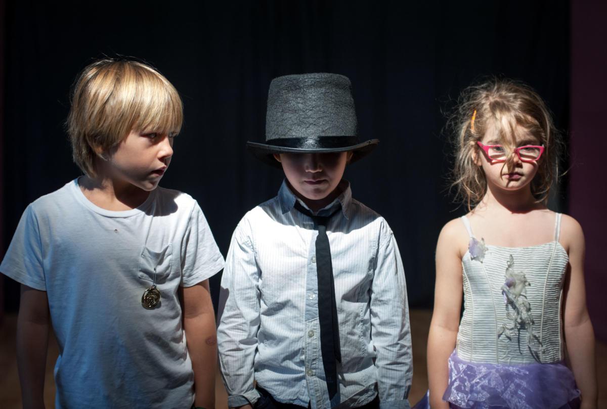 comedie musicale theatre enfants