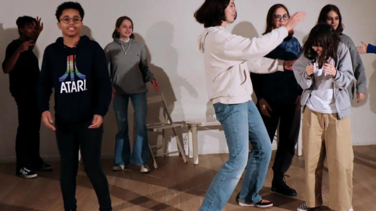 Classe Pro Théâtre Ados