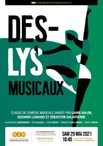 des lys musicaux atelier juliette moltes