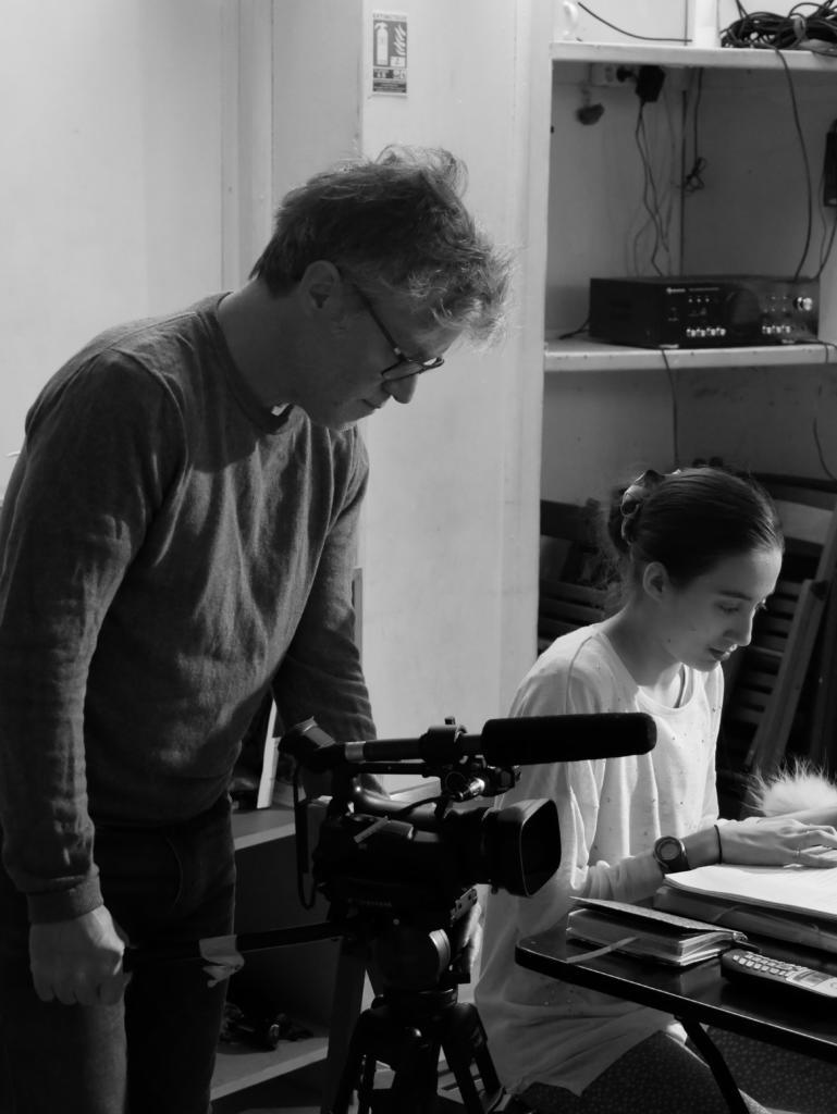 atelier juliette moltes Cours de cinéma – Jeu face caméra