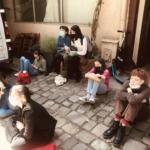 spectacle ados atelier juliette moltes