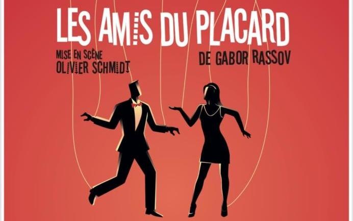 LES AMIS DU PLACARD DE GABOR RASSOV