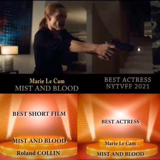 Marie Le Cam – meilleure actrice